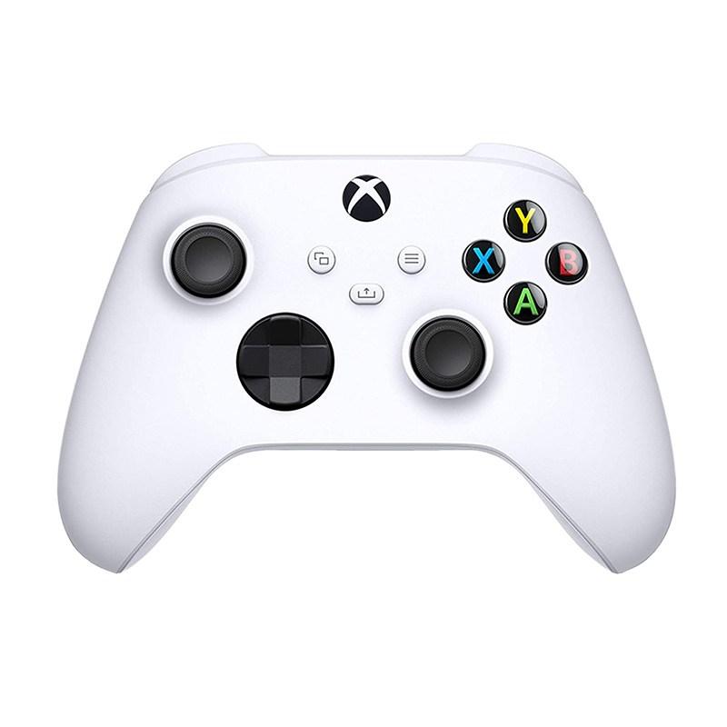 Manette Xbox Controller Sans Fil Robot Blanc