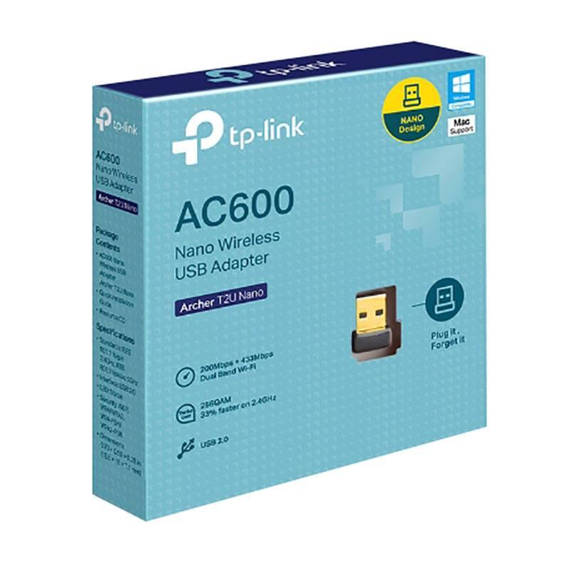 Dongle Wifi Tp Link Archer T2u Nano Ac60