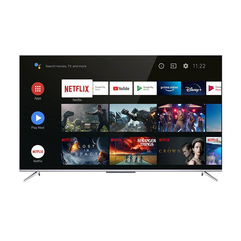 Tv Uhd 4k Tcl 43ap710 Android (photo)