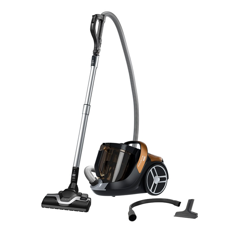 Aspirateur Sans Sac Rowenta X-trem Power Cyclonic-ro7224ea