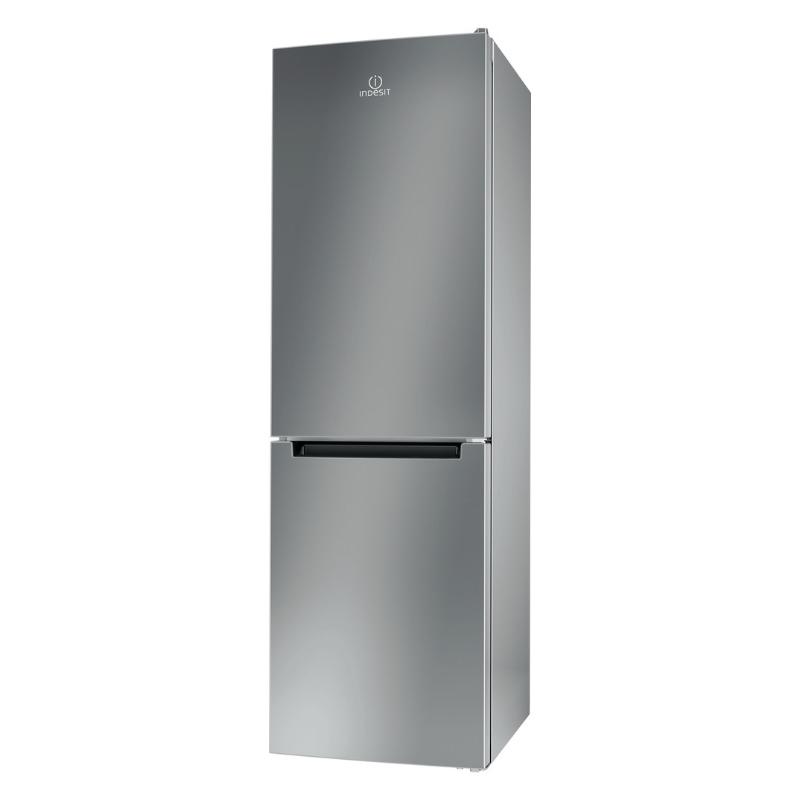 Réfrigérateur Combiné Indesit Li8 S1 Argent