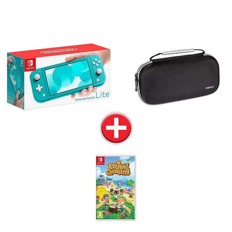 Console Pack Nintendo Switch Lite (photo)