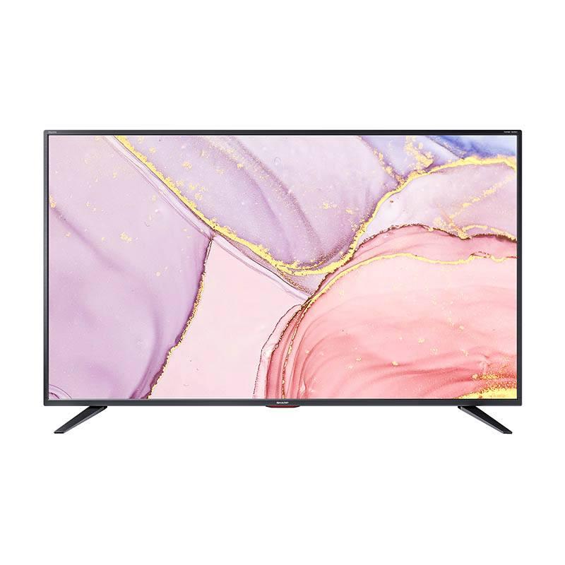 Tv Uhd 4k Sharp 50bj5e Smart