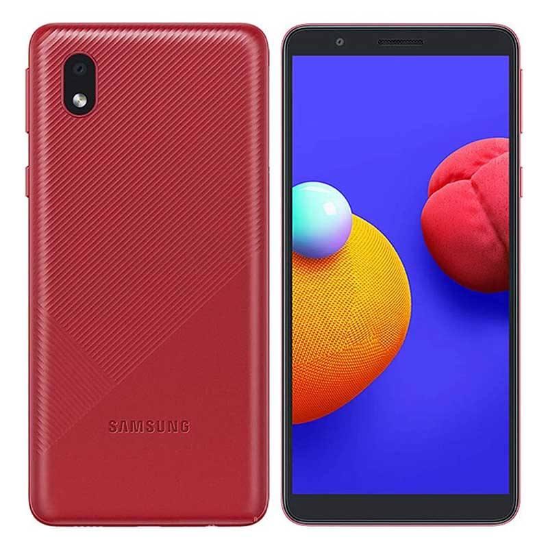 Smartphone Samsung Galaxy A01 Core 16 Go Rouge ReconditionnÉ Grade A+