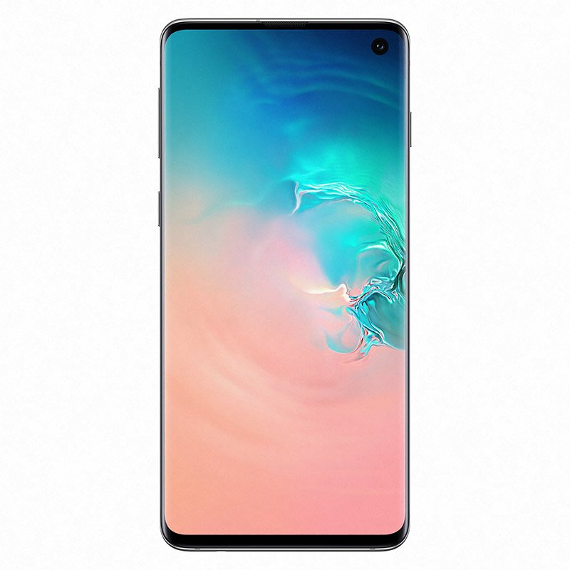 Smartphone Samsung Galaxy S10 Duos 128go Blanc ReconditionnÉ Grade Eco