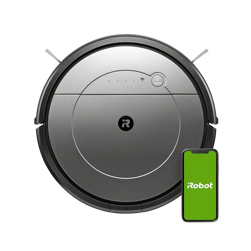Robot Aspirateur Et Laveur De Sols Irobot Roomba Combo