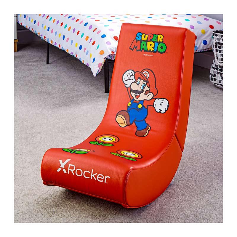 Fauteuil X-rocker Super Mario