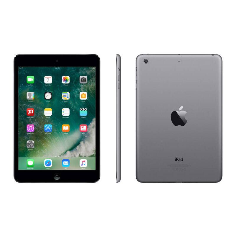 Apple Ipad Mini 2 Gris Sideral 32go Reconditionné Grade Eco