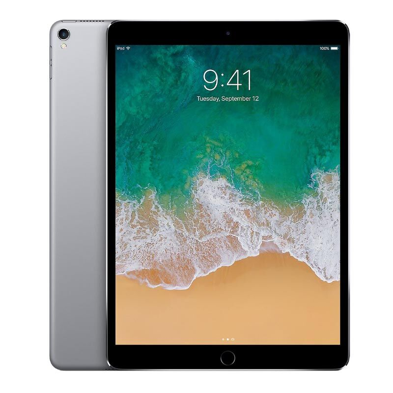 Apple Ipad  Pro 10,5 2017 Gris 256 Go Reconditionné Grade Eco