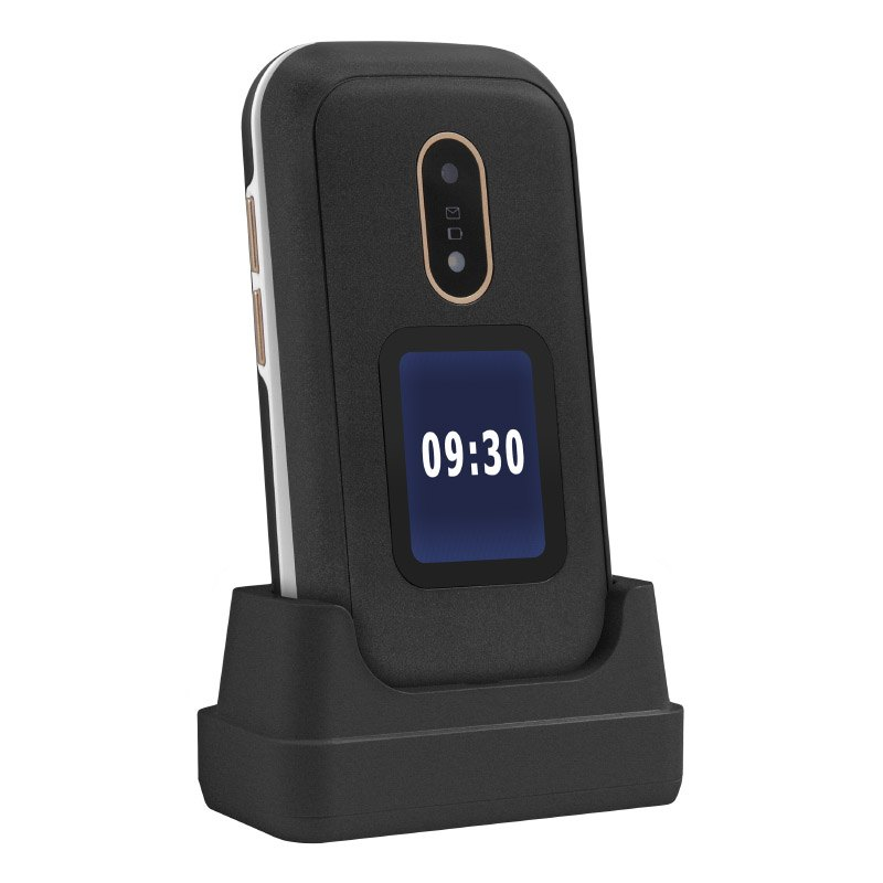 Mobile Senior Doro 6060 Noir