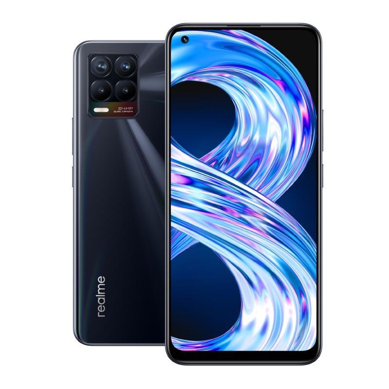 Smartphone Realme 8 64go Noir