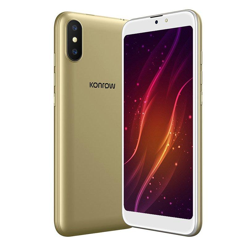 Smartphone Konrow Easy K55 8go Or
