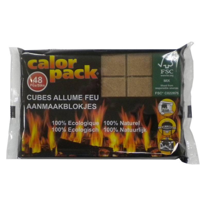 Cubes Allume Feu X48