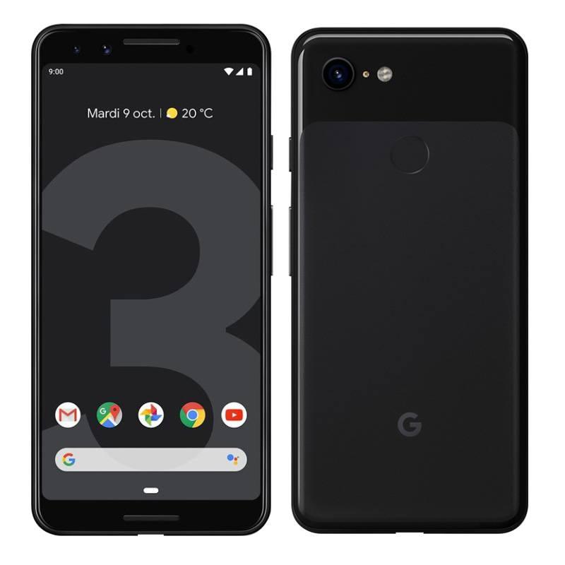 Smartphone Google Pixel 3 64go Noir Reconditionne Grade A+