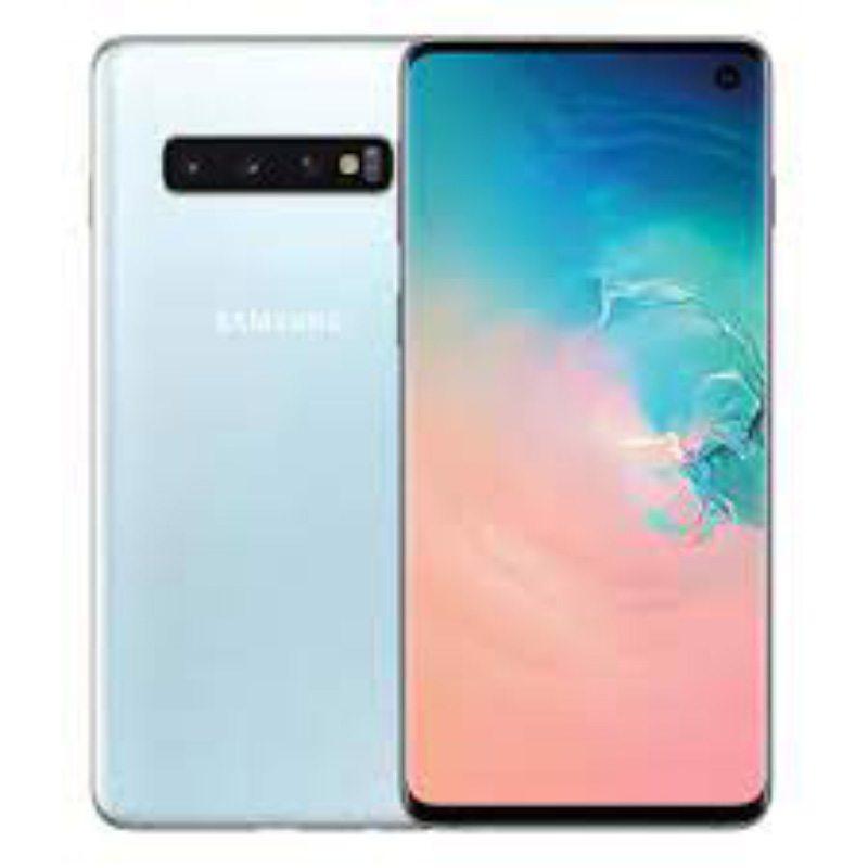 Smartphone Samsung Galaxy S10 128go Blanc ReconditionnÉ Grade A+