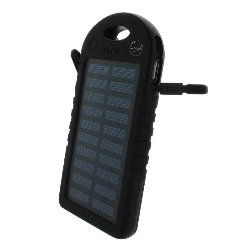 Batterie De Secours Solaire 5000 Mah :