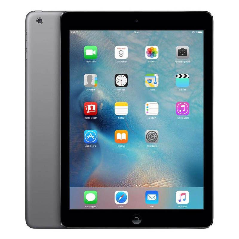 Apple Ipad Air Gris 32go Reconditionne Grade Eco + Coque