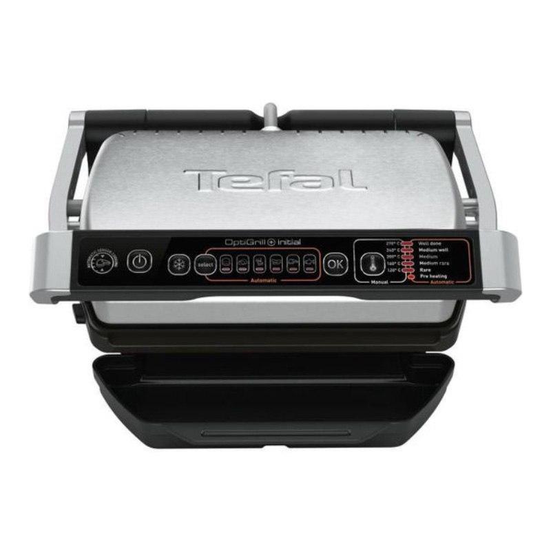Grill Tefal Optigrill+ Initial Gc706d12