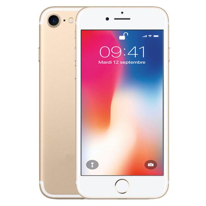 Apple Iphone 7 32 Go Gold Reconditionné Grade Eco + Coque