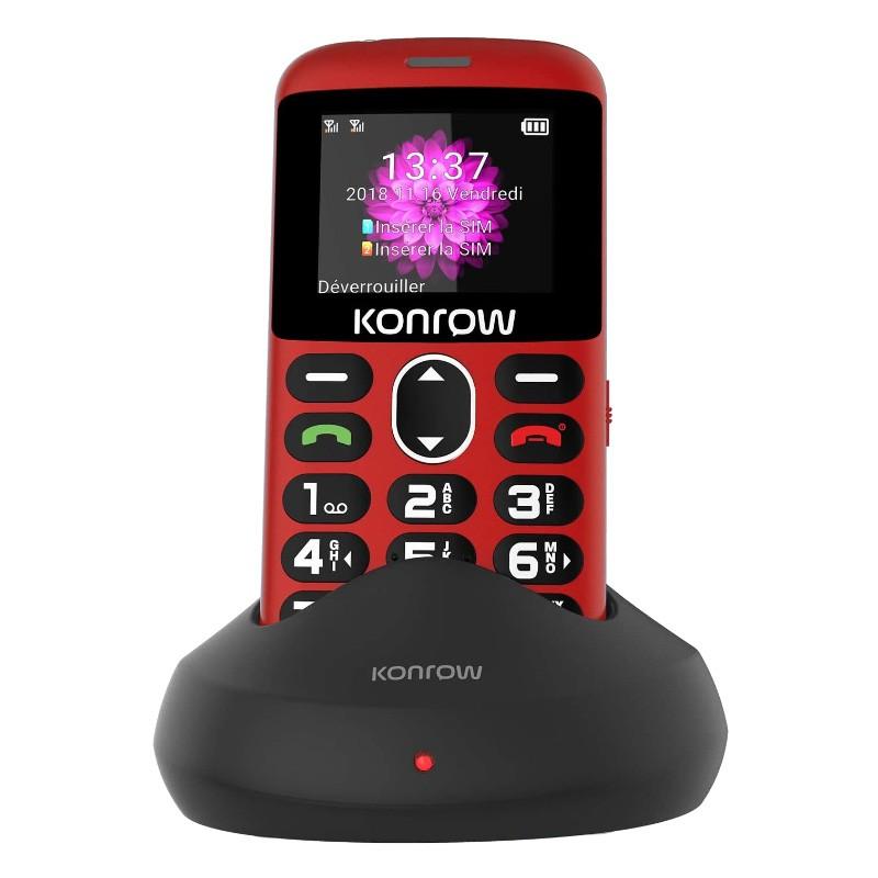 Mobile Konrow Senior Rouge