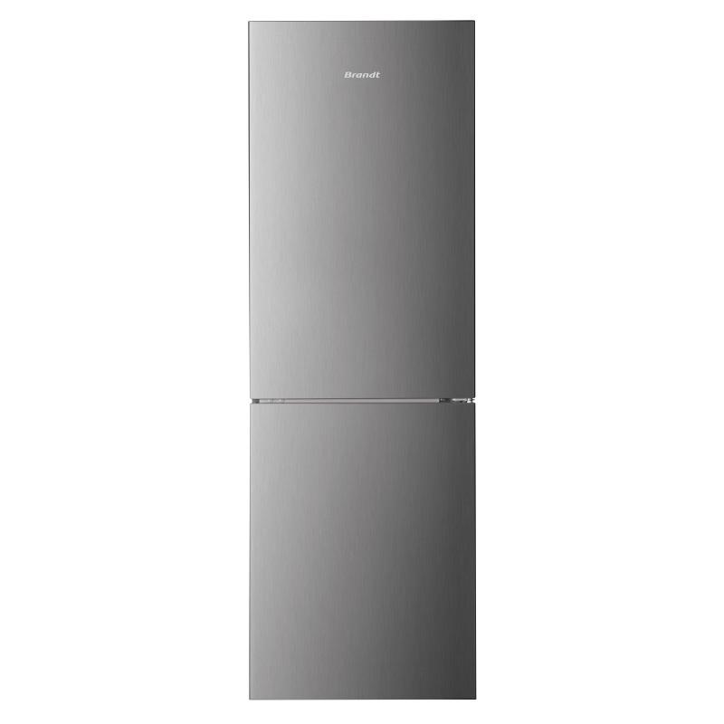 Réfrigérateur Combiné Brandt Bfc8560nx