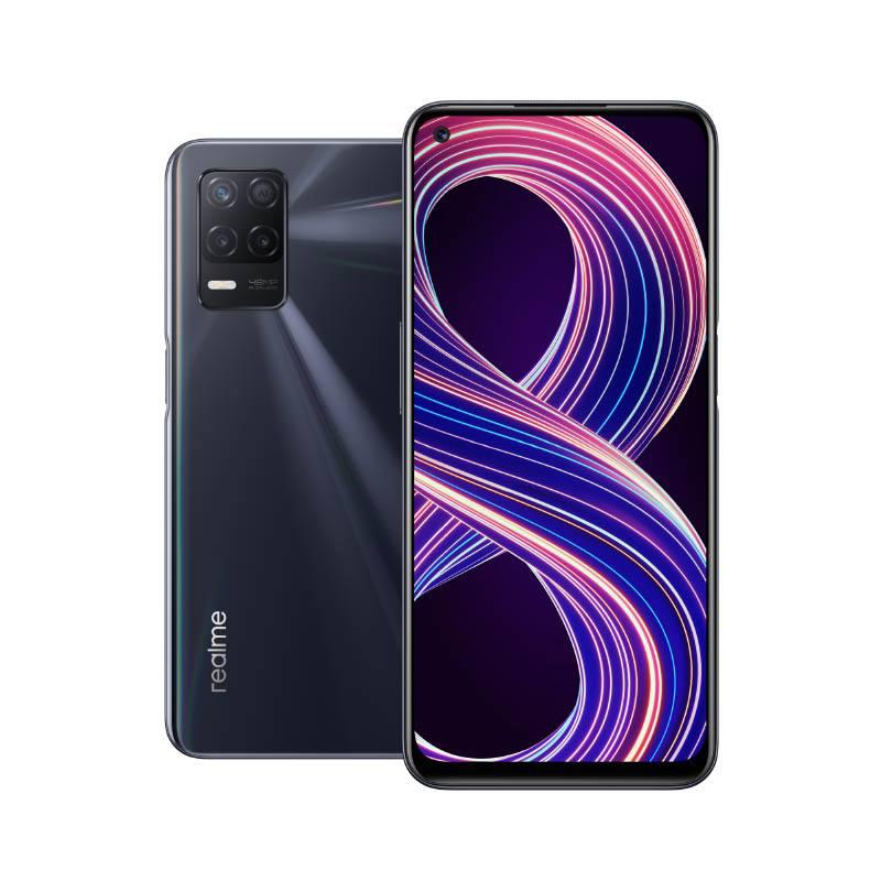 Smartphone Realme 8 5g 128go Noir