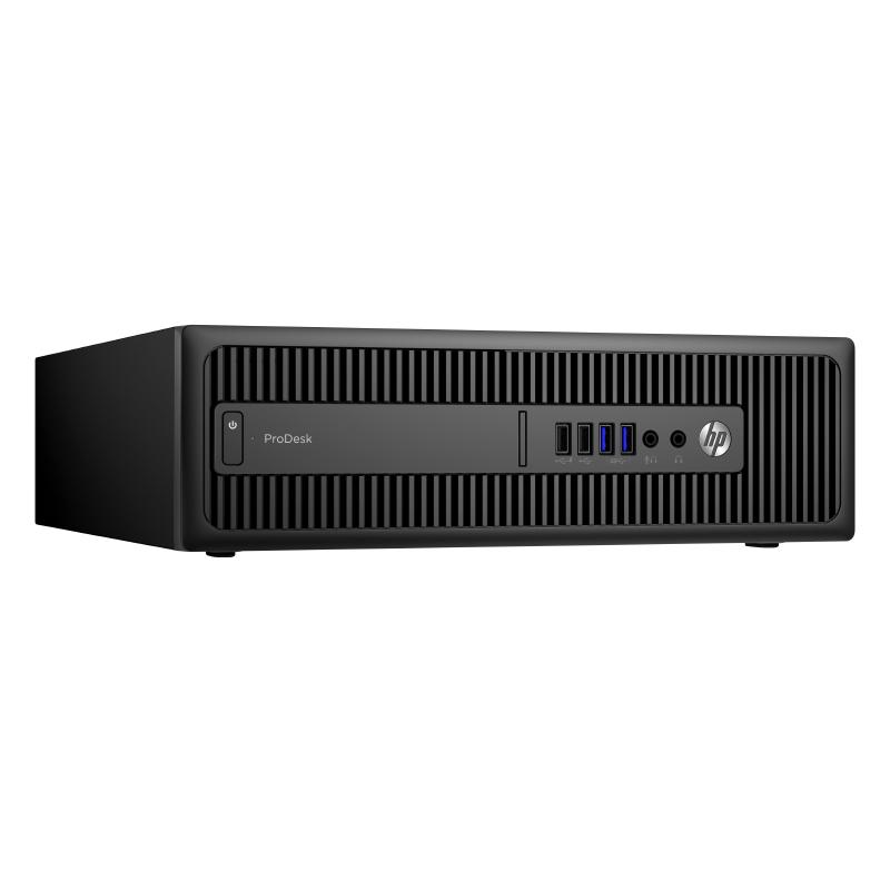 Unite Centrale Hp Reconditionné Prodesk600g2sff I7-8g-500hdd+256go Ssd Grade A+