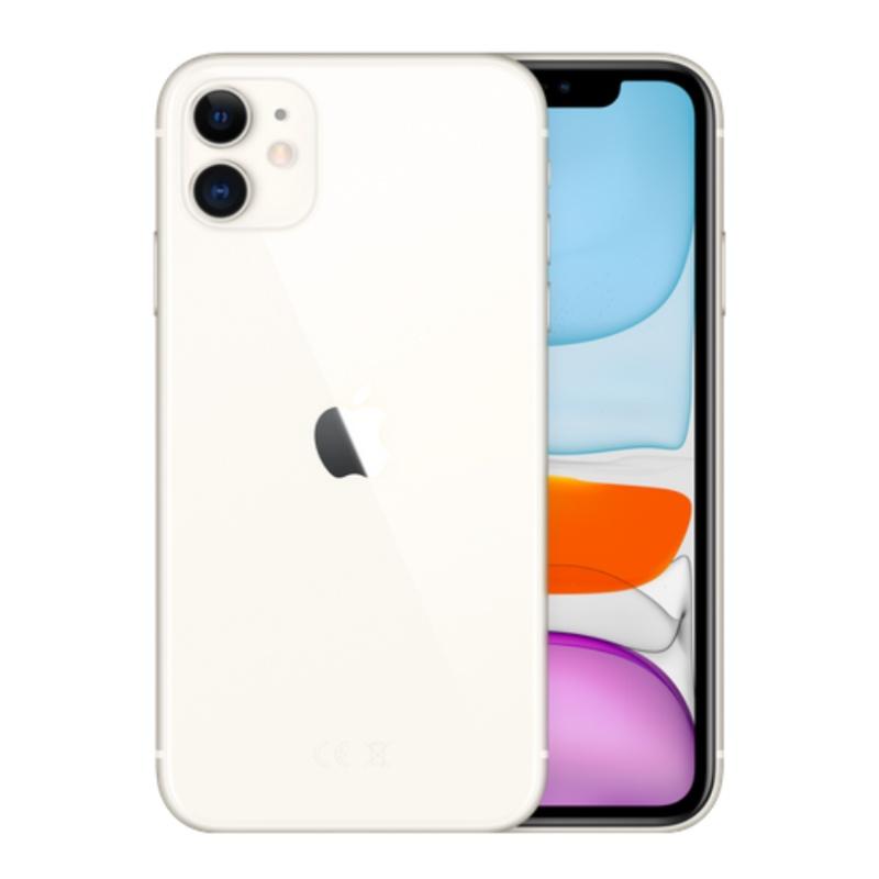 Apple Iphone 11 64 Go Blanc ReconditionnÉ Grade Eco