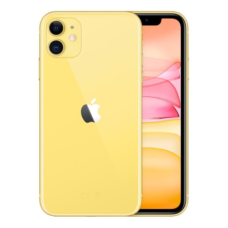 Apple Iphone 11 64 Go Jaune ReconditionnÉ Grade Eco
