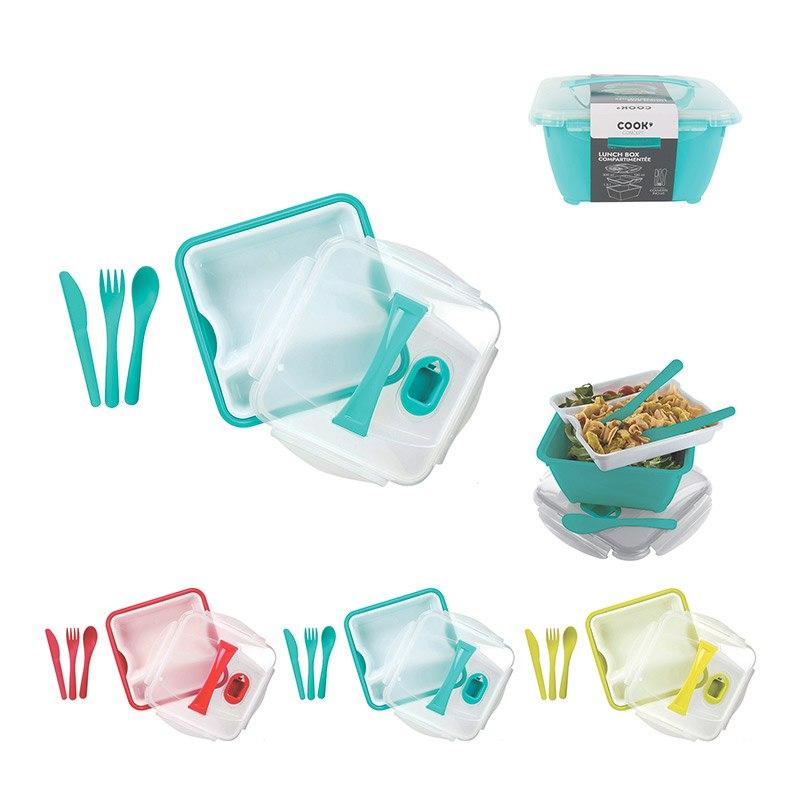 Boîte Lunch Box 3 Compartiments