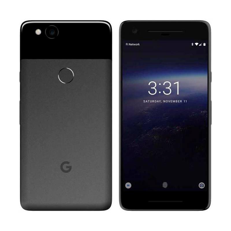 Smartphone Google Pixel 2 64go Noir Reconditionne Grade A+
