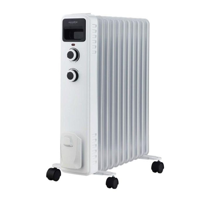 Radiateur Bain D Huile Exceline Ex Bh11 25a Electro Depot
