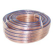 Câble haut parleur 2 x 1,5 - 10 métres