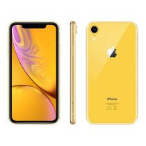 APPLE IPHONE XR 64 GO JAUNE RECONDITIONNE GRADE A+