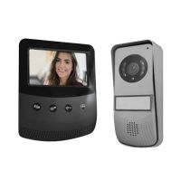 """Caméra AVIDSEN VISIOPHONE 4,3"""""""