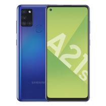 SMARTPHONE SAMSUNG GALAXY A21s 32Go BLEU