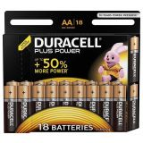 Pile DURACELL Plus Power AA x18