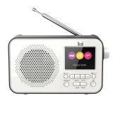Radio DUAL DL DAB205 BLANC