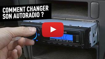 Comment changer son autoradio