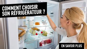 Comment choisir son réfrigérateur