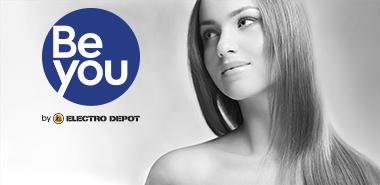 Découvrir la marque by Electro Depot : Be You