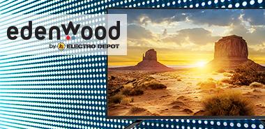 Découvrir la marque by Electro Depot : edenwood