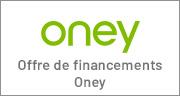 Offre de financement Oney