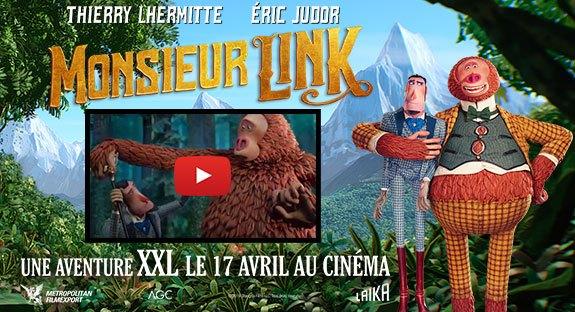 Monsieur Link, une aventure XXL