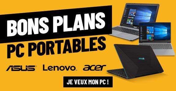 Les bons plans PC !