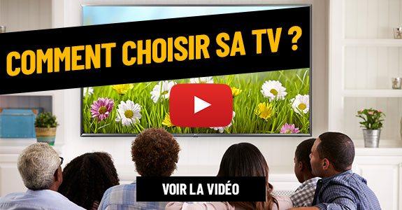 comment choisir sa TV ?
