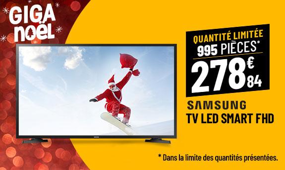 TV LED SAMSUNG 40N5300 FHD Smart Wifi