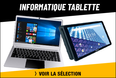 Informatique Tablette