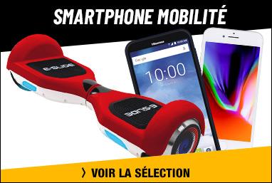 Smartphone Mobilité
