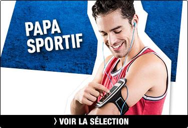Papa Sportif !